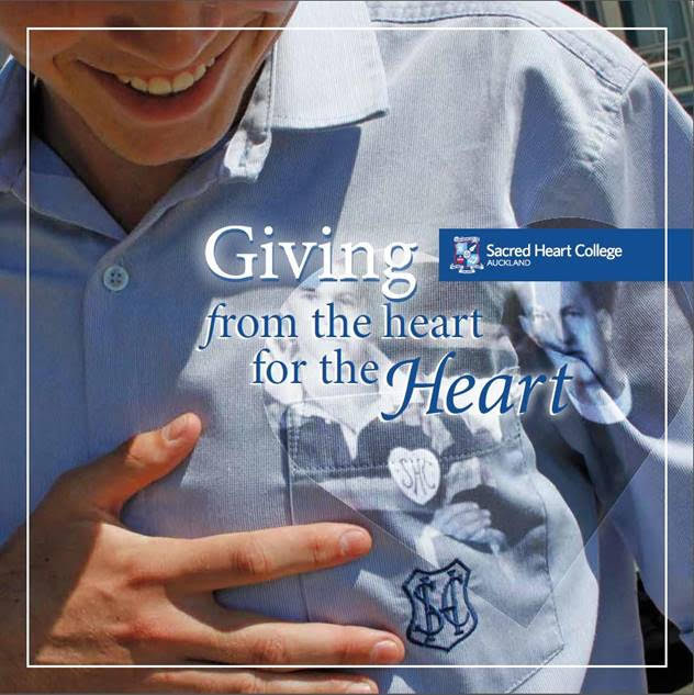 Giving to Sacred Heart