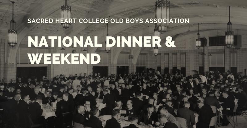 Old Boys National Dinner